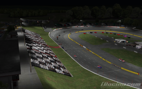 Racing at night! Hard to top that for fun....