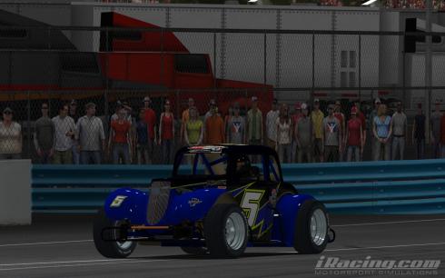 Leinen Wins Daytona