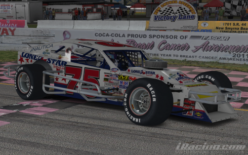 Outlaw Modifieds Winner