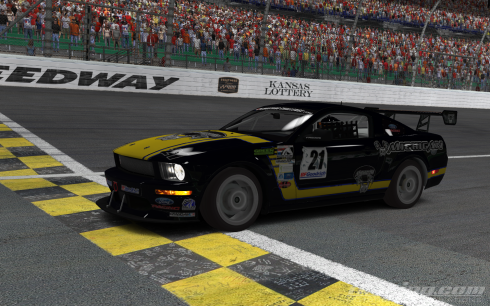 Hoose Wins Race 2