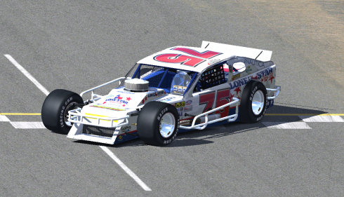 Ronald Henrie Wins Martinsville